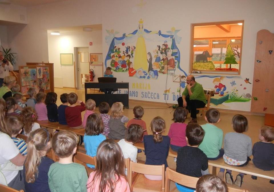 Koncert Glasbene šole Beltinci