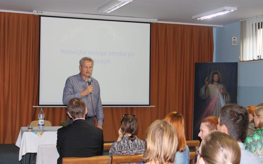 Predavanje Marko Juhant
