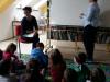 Bodoči šolarji na obisku na  OŠ II