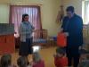 Obisk župana Občine Tišina v vrtcu na Tišini